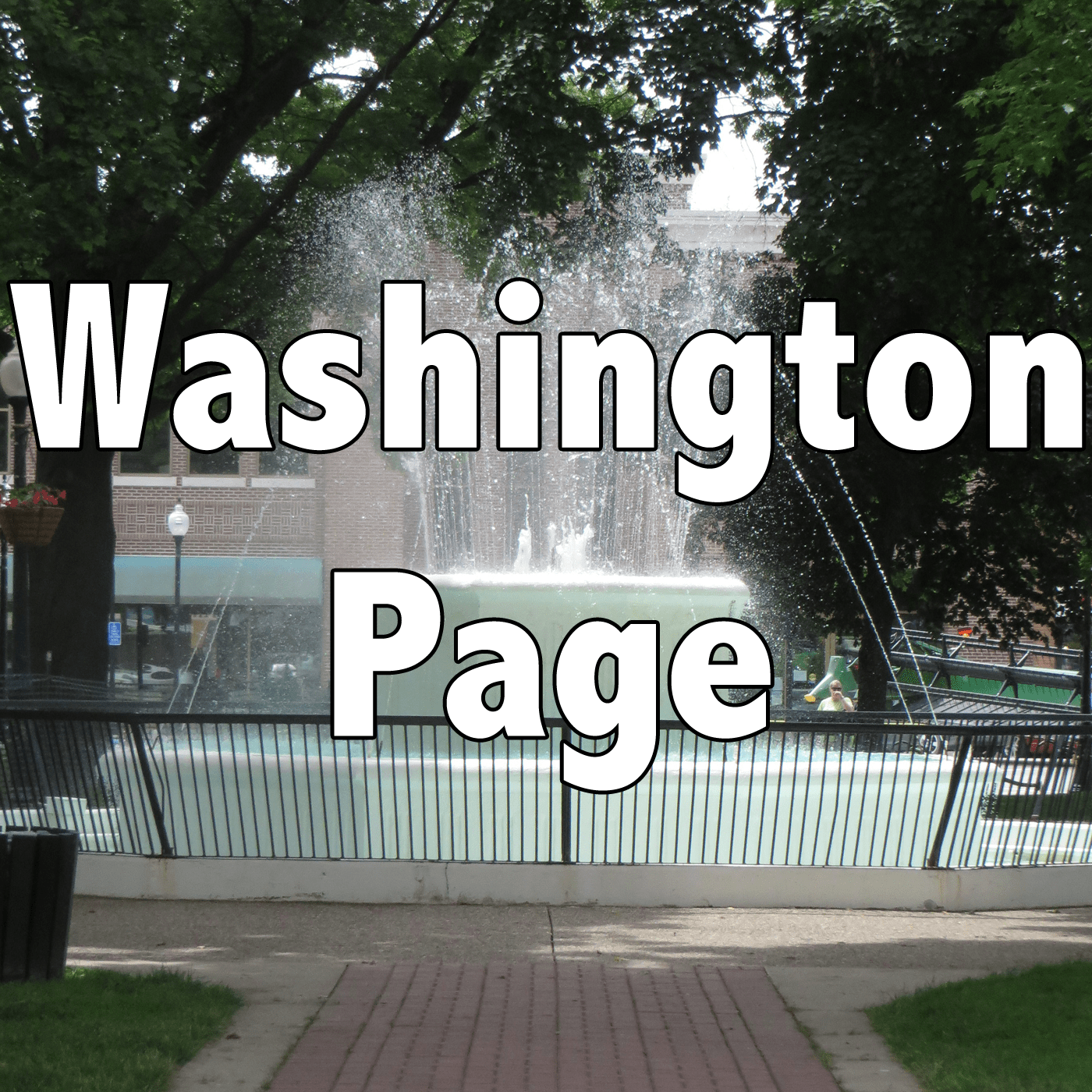 Washington Page