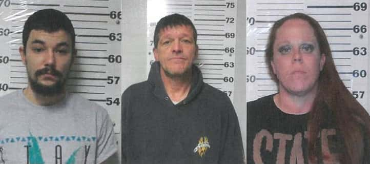 Henry County Searching for Suspects | KCII Radio - The One