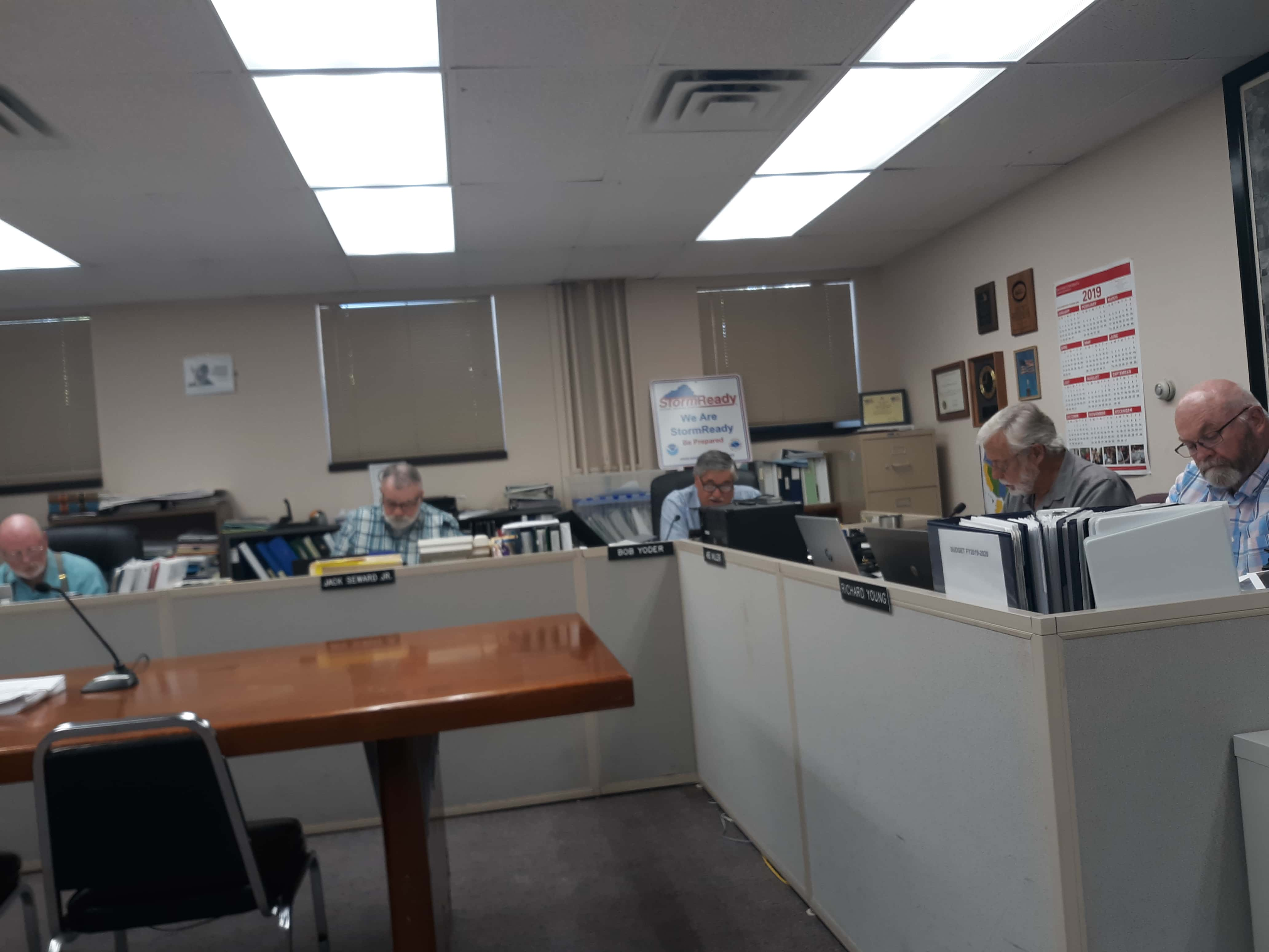 County Engineer's Office to Help Save Money on Emergency