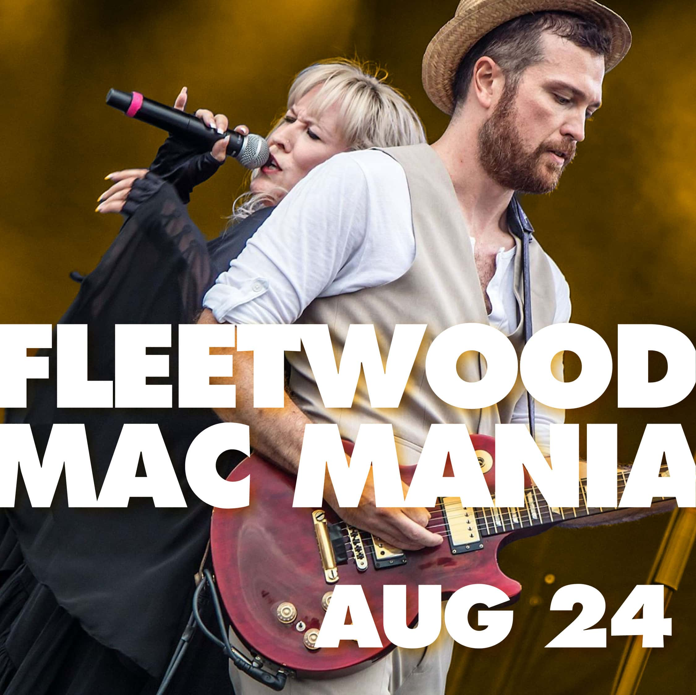 Enjoy an Evening with  Fleetwood Mac Mania