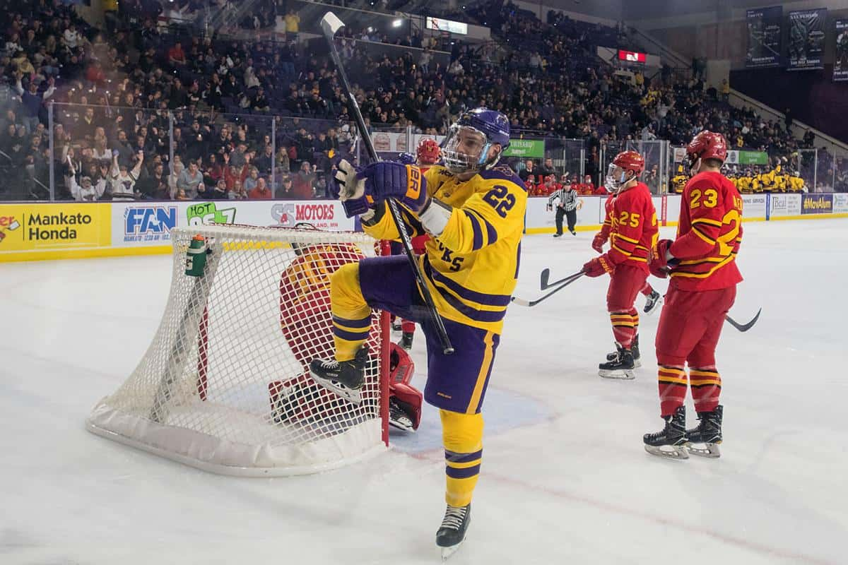 timeless design ad3c6 5213c A closer look at the Minnesota State-Providence matchup in ...