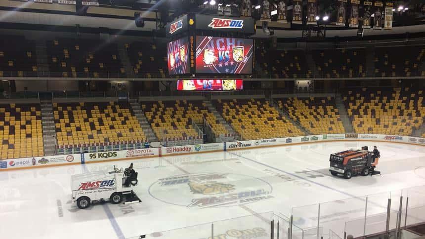 Duluth To Host Ice Breaker For 2020 Season Opener The Rink Live