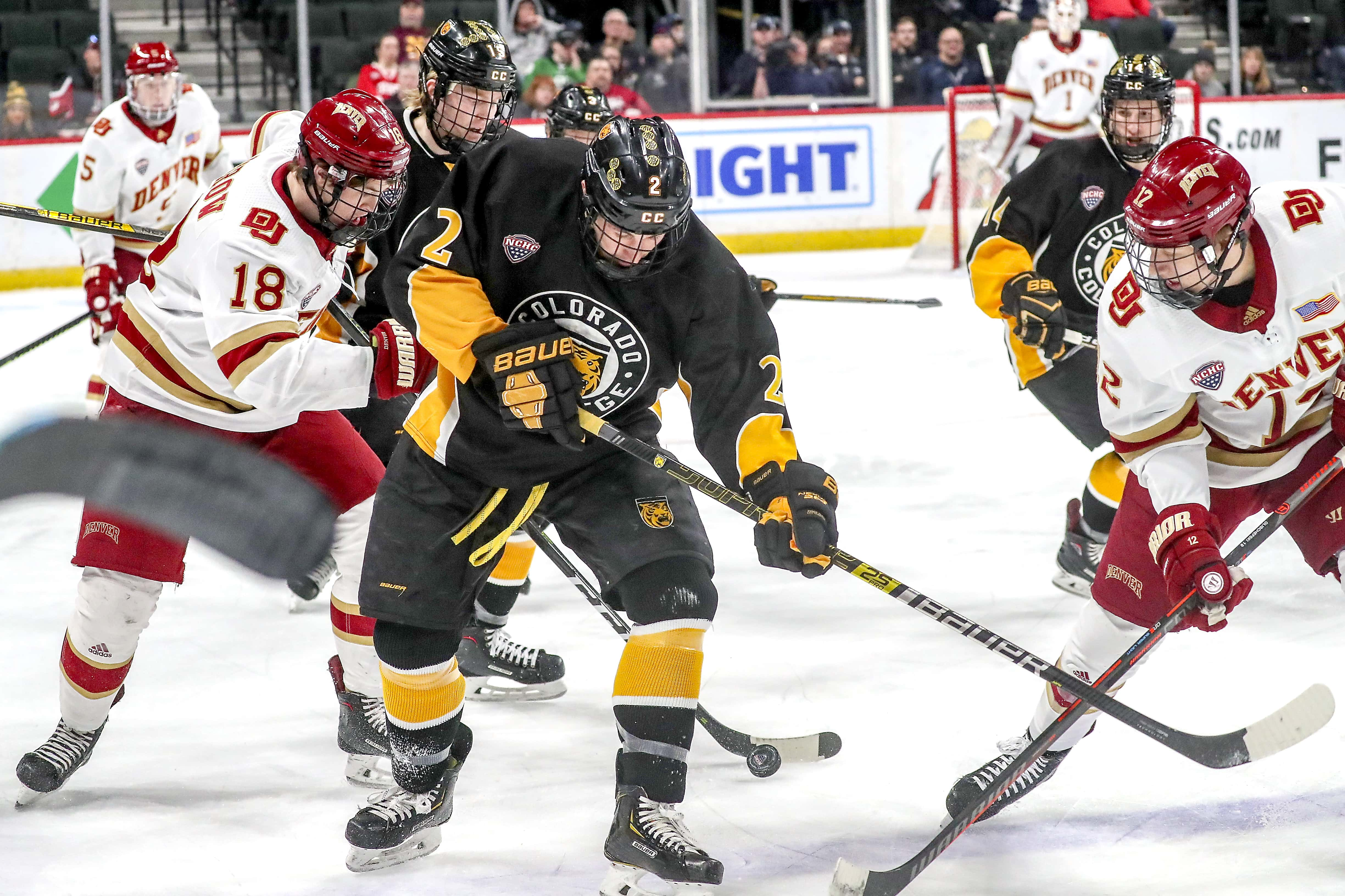 Schlossman Notebook Nchc Could Be The Next Conference To Abandon