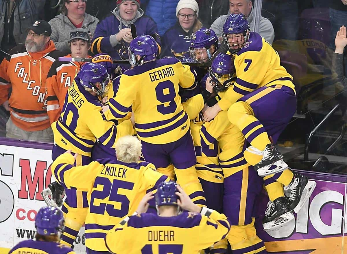 Minnesota State receives top East seed in NCAA playoffs