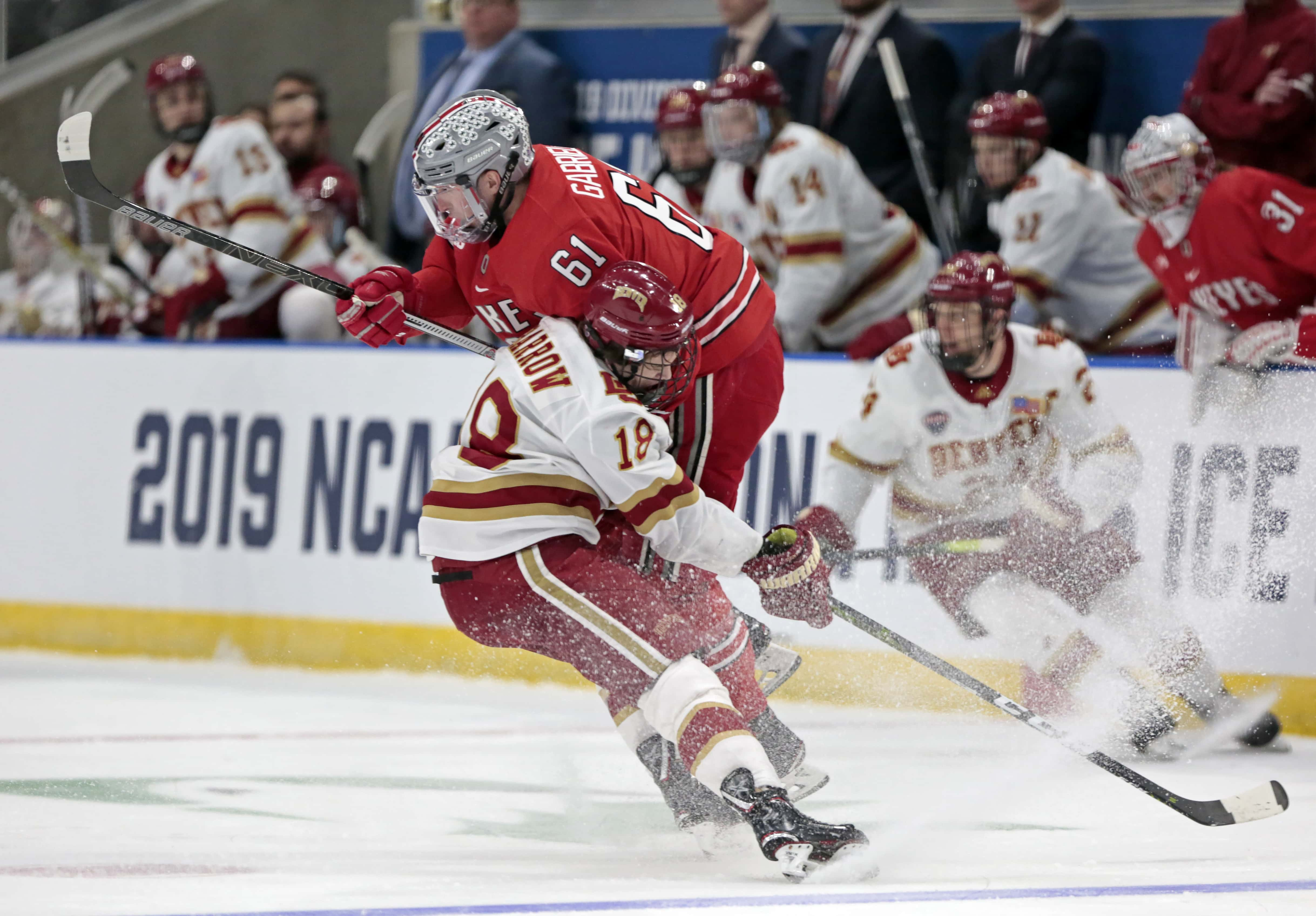 Denver Pioneers | The Rink Live - Part 2