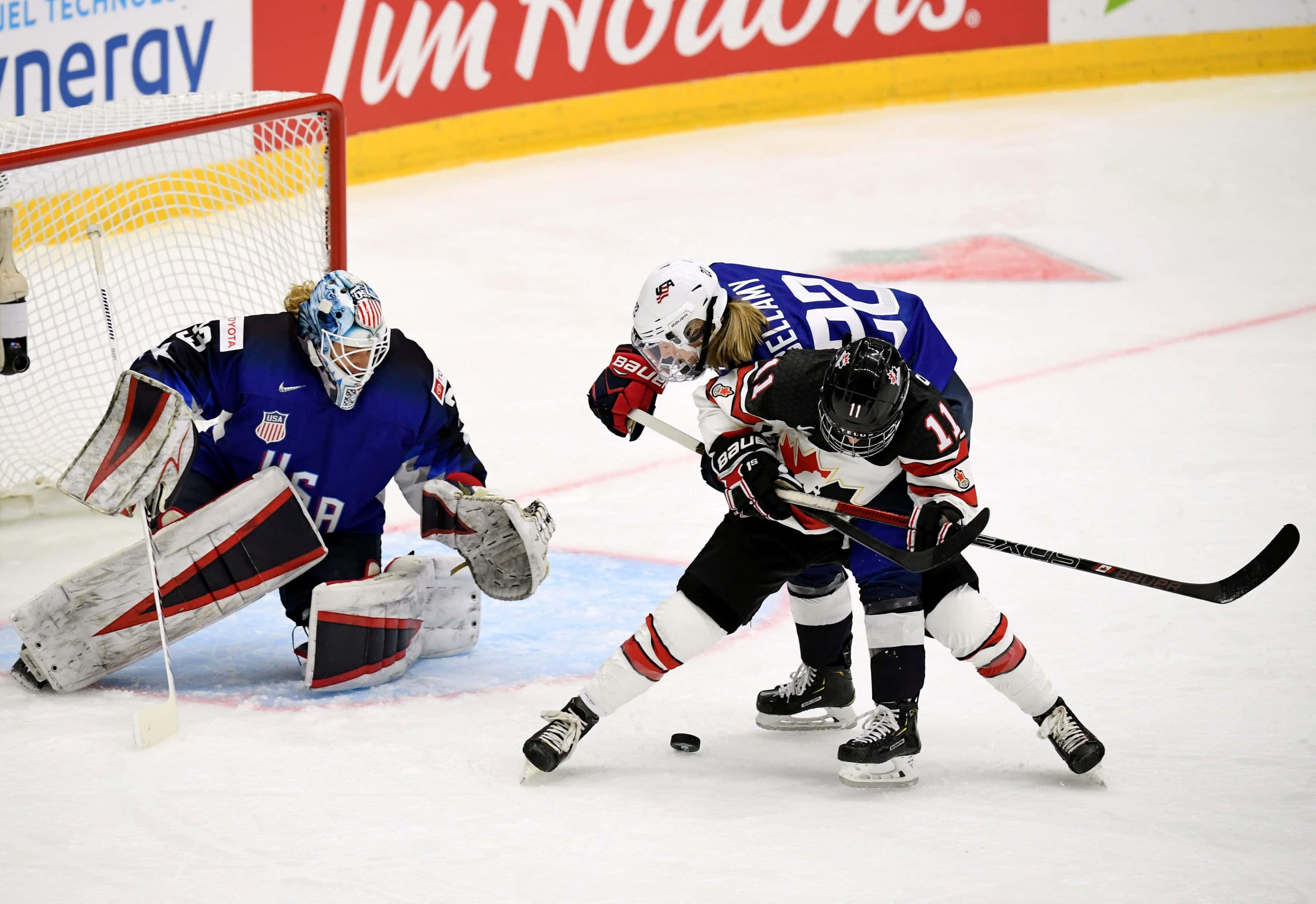 junior hockey world cup 2019 standings