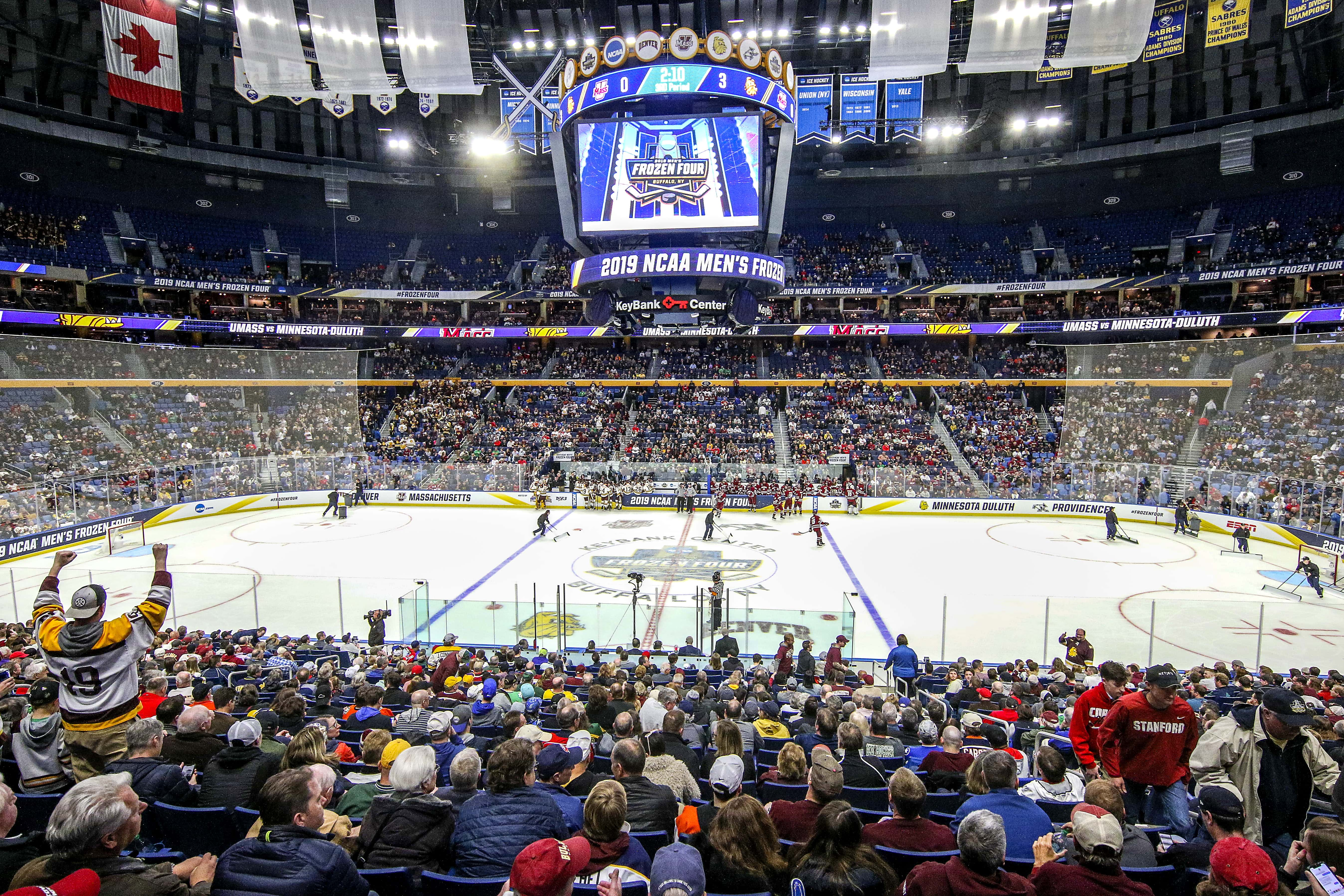 Inside The Ncaa Frozen Four Part 2 A Look At Why Attendance For