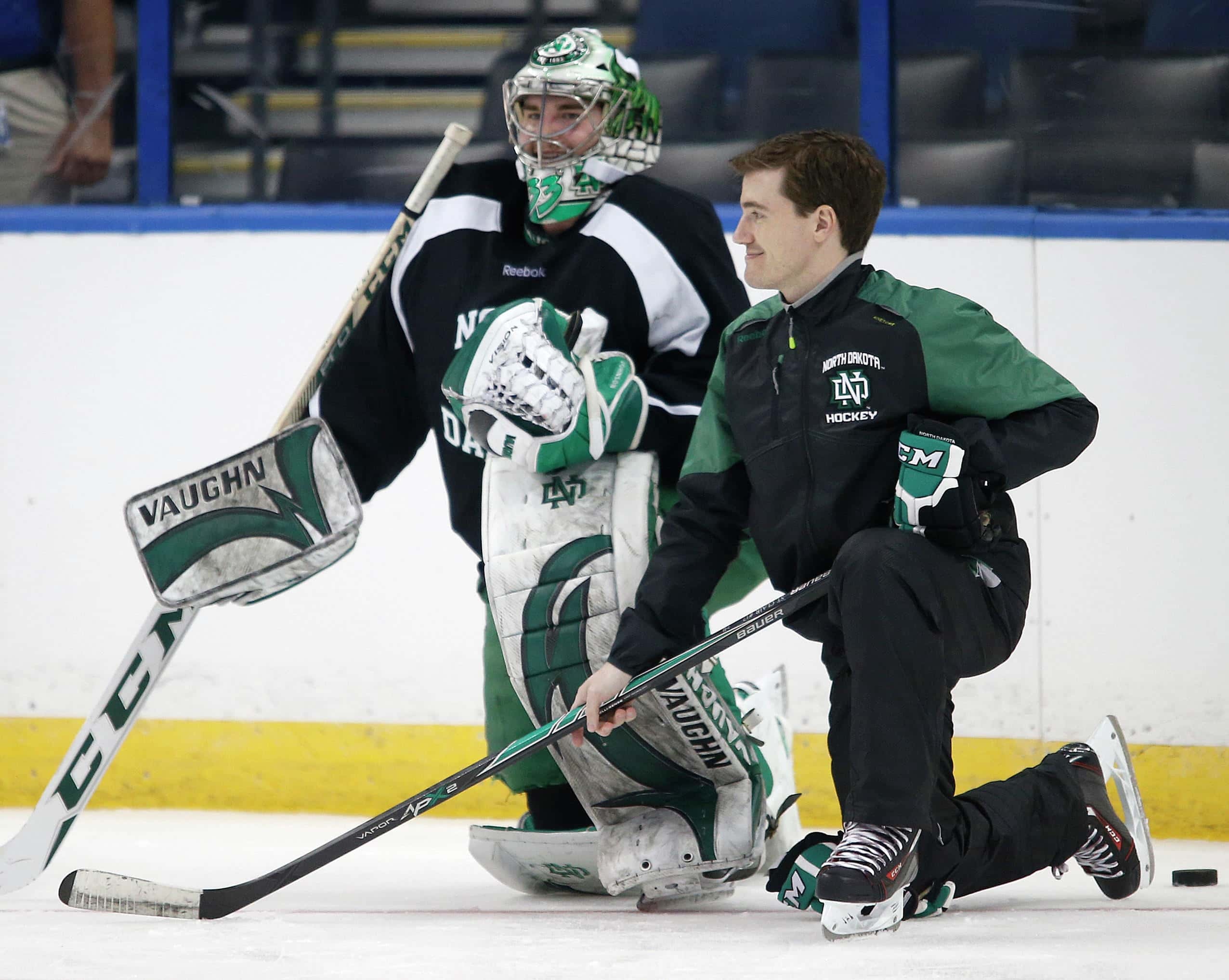 Karl Goehring Proves To Und S Berry Jackson That He Can Coach All