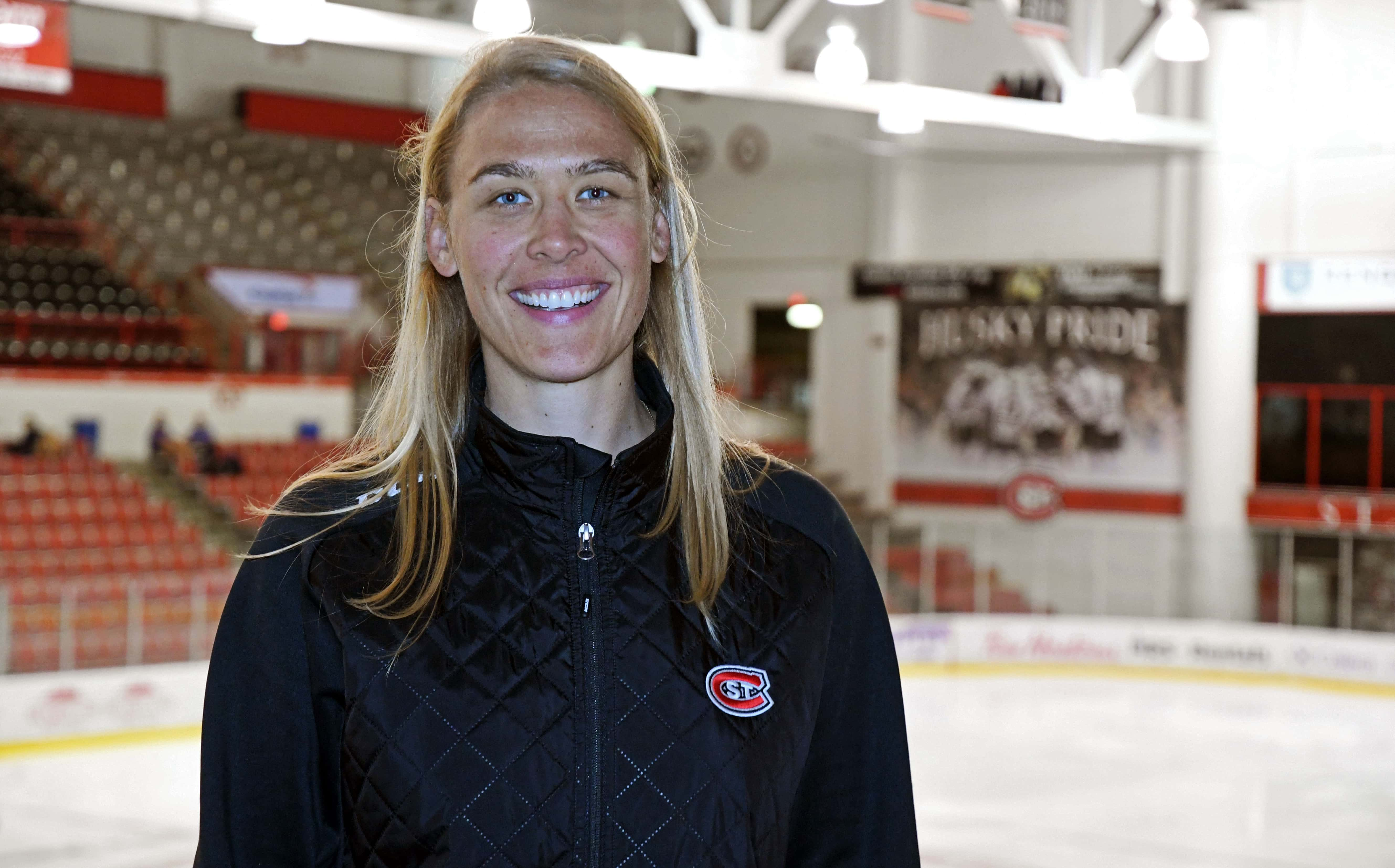 SCSU adds former 2-time Olympian Molly Engstrom to women's