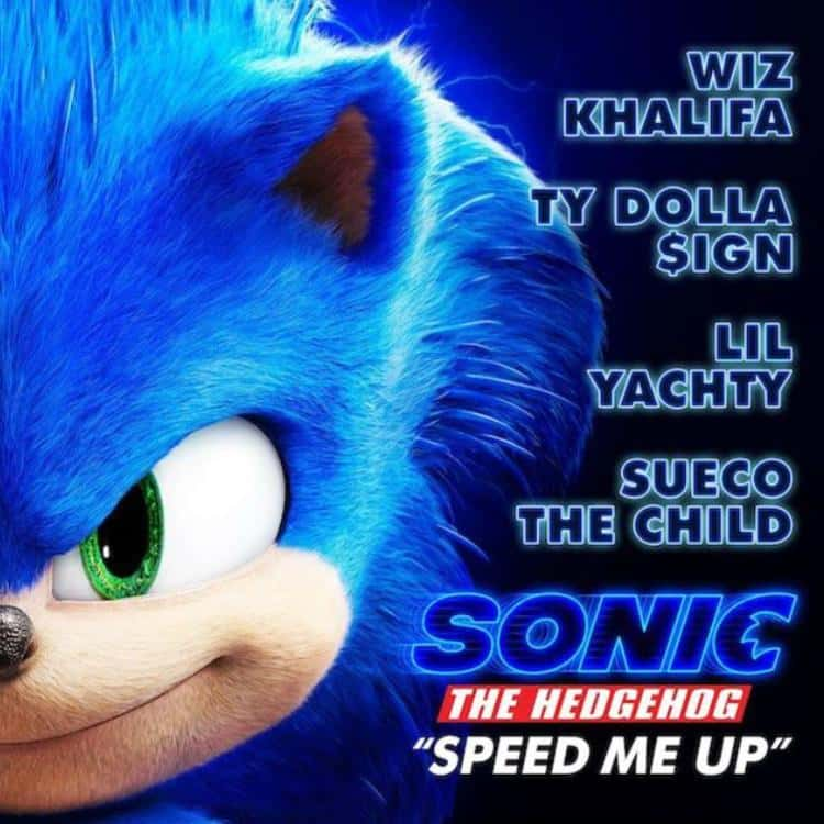 Wiz Khalifa Ty Dolla Ign Lil Yachty Sueco The Child Link Up On Speed Me Up From Sonic The Hedgehog Soundtrack 94 5 The Beat