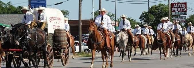 PCSP Frontier Days Rodeo & Live Stock Show Celebration