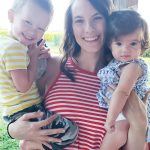 Meghan Bridge: I love what I do, but it sure is hard kissing my babies goodbye on the first day of school!