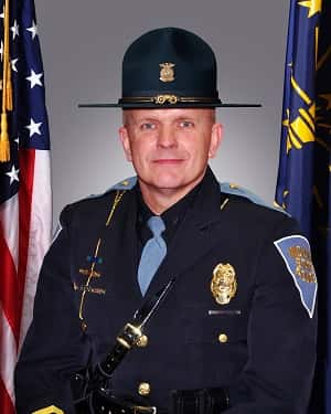 Indiana State Police Superintendent Doug Carter Talks About The