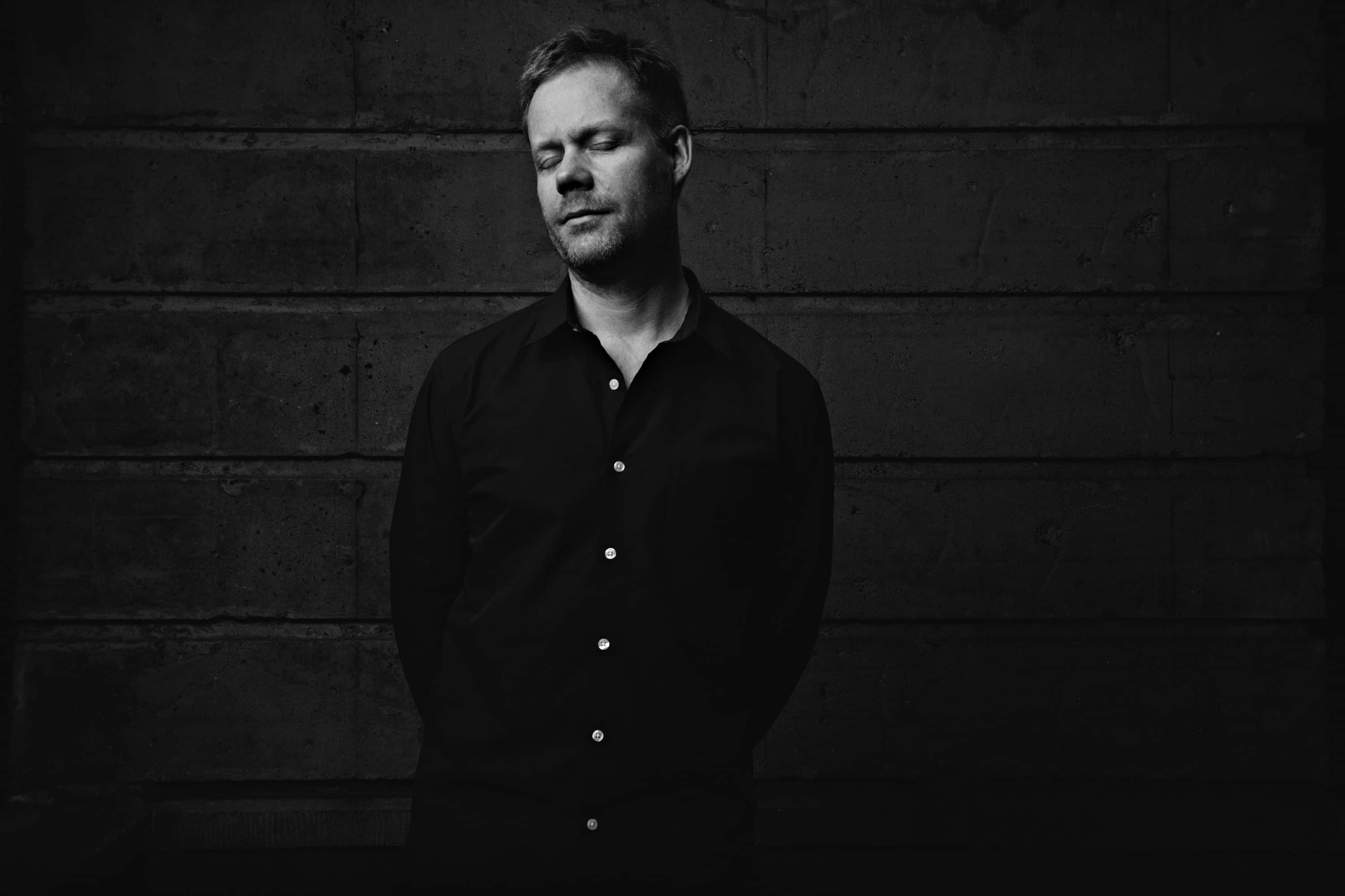 Classical composer Max Richter; photo by Mike Terry.
