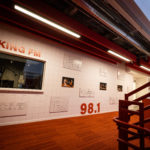 The Hallway Outside Classical KING FM