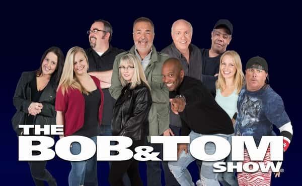 BOB & TOM Show Cast