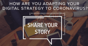 adapting digital strategy share