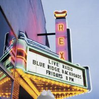 Blue Ridge Backroads Live at the Rex