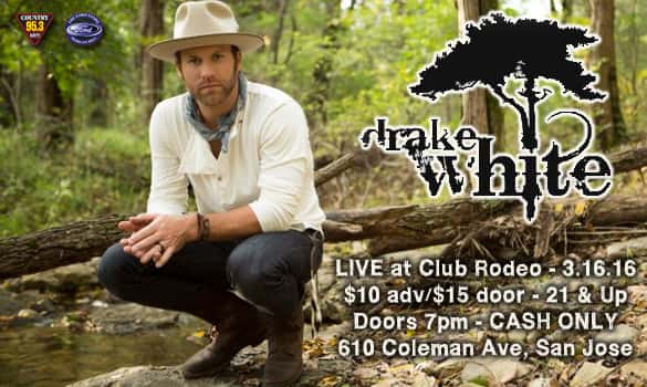 Drake White Amp The Big Fire Club Rodeo 953 Krty