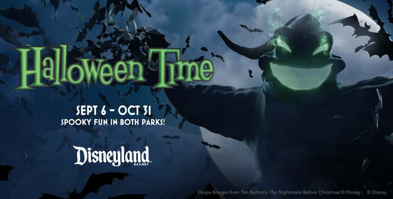 Win a trip to Disneyland… at Halloween Time!   953 KRTY
