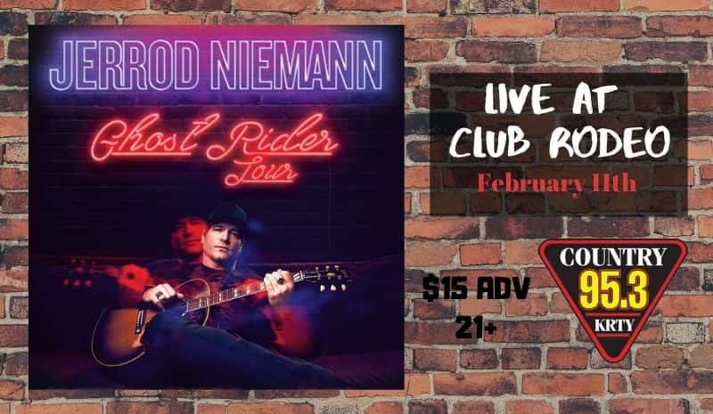 Jerrod Neimann At Club Rodeo 953 Krty