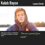 BOYCE-KALEB