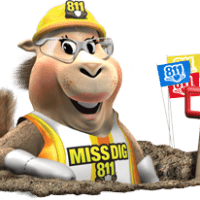 Homeowners Businesses Urged To Call Miss Dig 811 In Advance As Construction And Backyard Projects Resume K105 3 1520 joe mann blvdmidland, mi. backyard projects resume