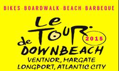 Le Tour De Downbeach