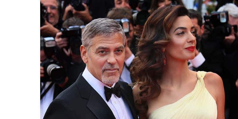 George & Amal Clooney Welcome Twins After Obama's Visit | 951 WAYV