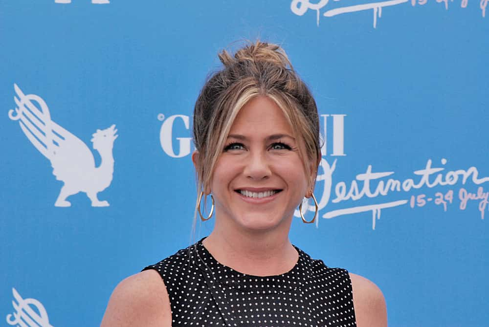 Jennifer Aniston Thanks Creator Of The Rachel Haircut 951 Wayv