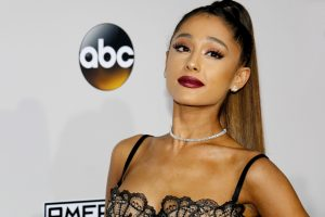 Ariana Grande Gets Giant Pokemon Tattoo on Her Arm