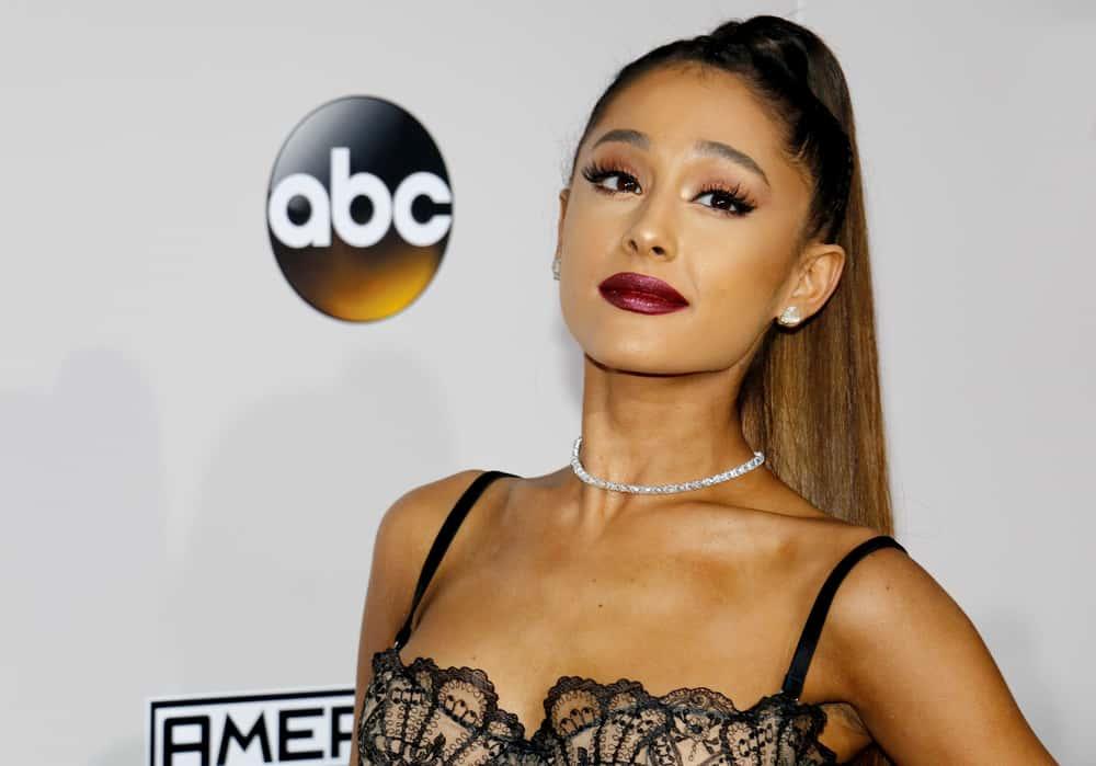 YouTube Star James Charles Calls Ariana Grande