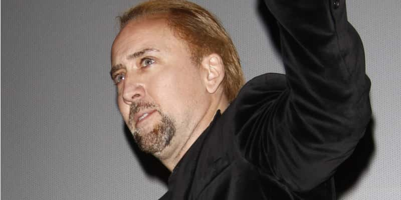 Nicolas Cage Isn't a Fan of His Ghost Rider Movies Either