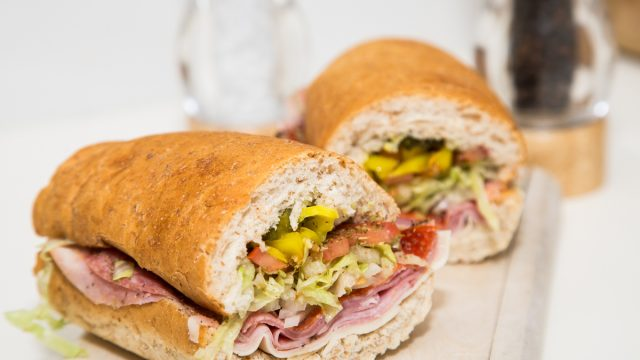 AC's White House Sub Shop's Italian Sub Named The Best Sandwich in New Jersey Revealed