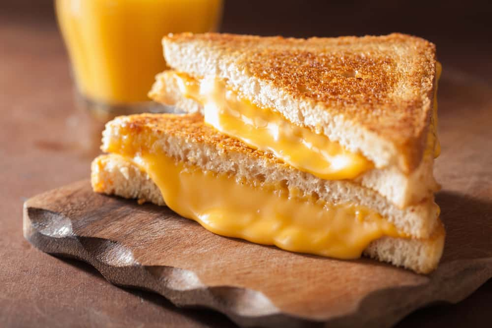 Starbucks New Summer Menu Includes Crispy Grilled Cheese