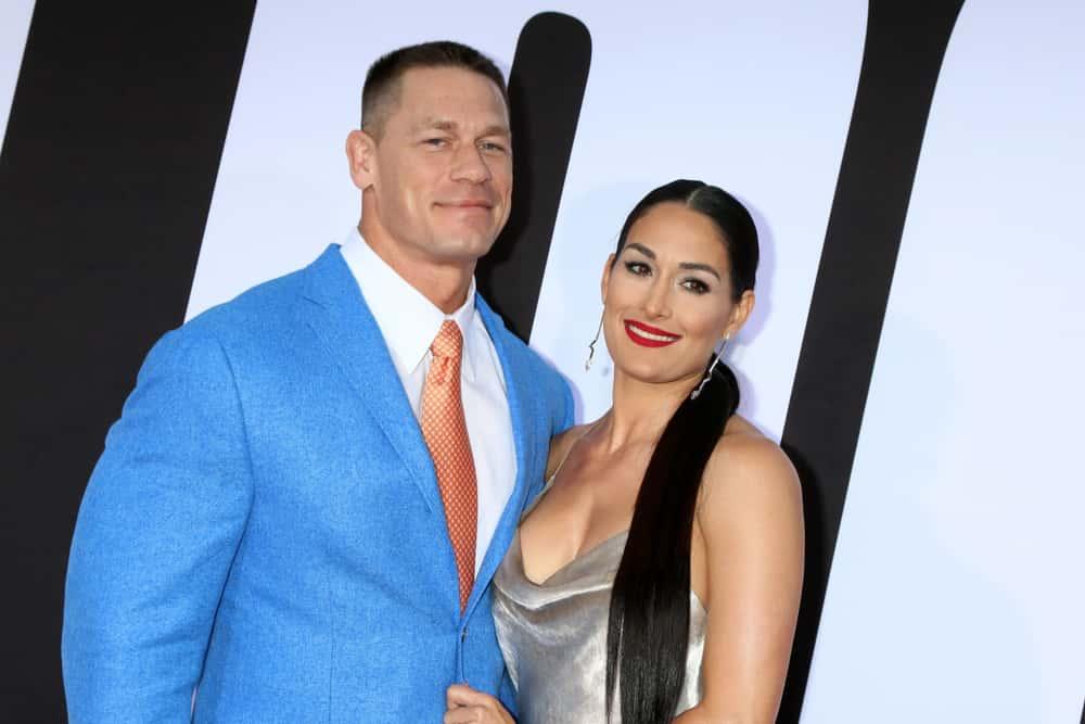 John Cena And Nikki Bella Call Off Wedding.Nikki Bella John Cena Reconcile After Calling Off Wedding