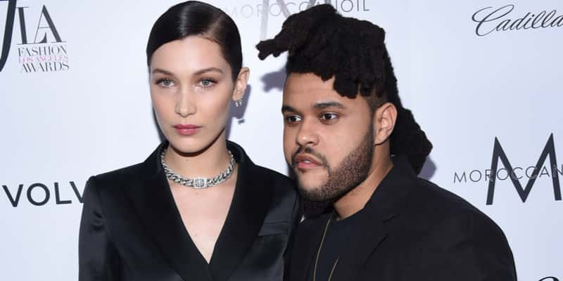 Bella Hadids Fans And Family Warn Her About The Weeknd