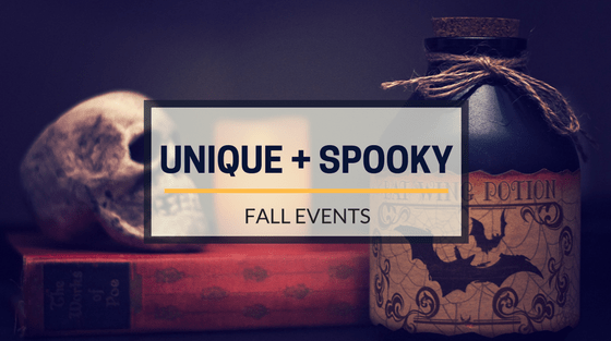 Spooky Special Events