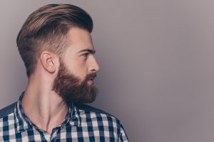 Men with Facial Hair Are More Attractive Than Men Without It