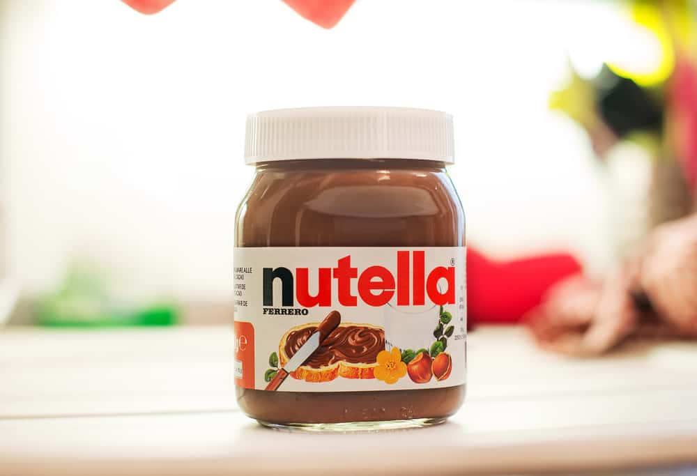 Costco Is Selling Giant 6 6-Pound Tubs of Nutella   951 WAYV