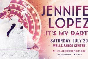 Jennifer Lopez @ WFC July 20th