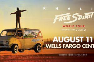 Khalid @ Wells Fargo Center August 11th