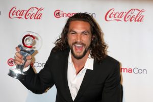 Jason Momoa Shaves Off Iconic Beard in the Name of Recycling