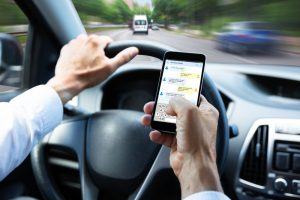 Which Age Group Is the Worst About Texting-and-Driving?