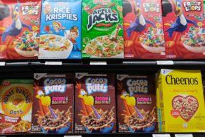 Which Cereal Leaves Behind the Best Milk?