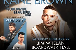 Kane Brown @ Boardwalk Hall 2/29