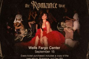 Camila Cabello @ Wells Fargo Center 9/15
