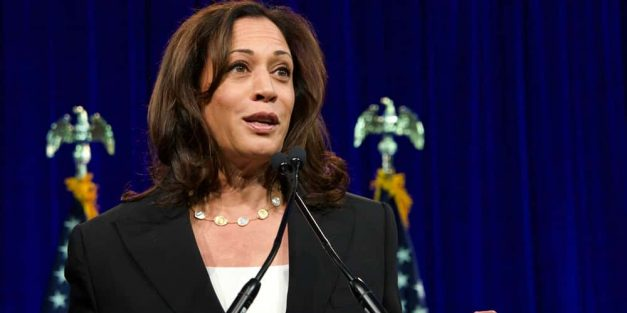 California Sen. Kamala Harris Is Dropping Out Of 2020 Presidential Race