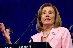 House Speaker Nancy Pelosi Calls For Articles Of Impeachment Against President Trump