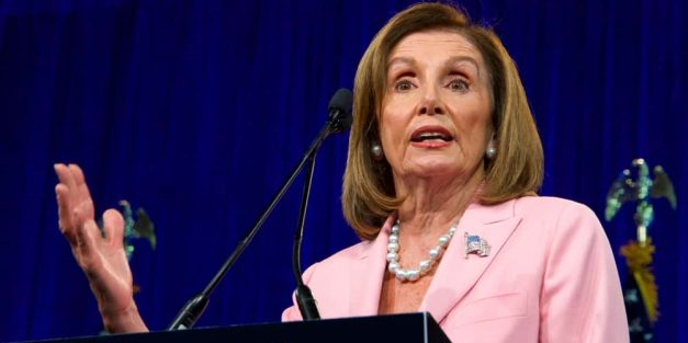 House Speaker Nancy Pelosi Calls For Articles Of Impeachment Against President Trump